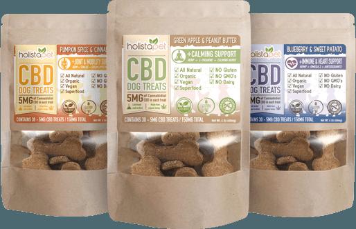 Cbd Dog Treats Cbd Oil For Cats Amp Dogs Holistapet