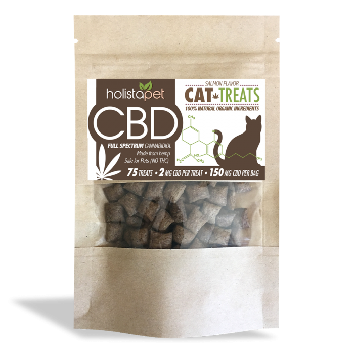 holsitapet cbd cat treats 2mg per treat