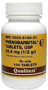 Phenobarbital for Dogs tablets
