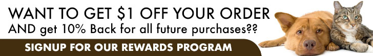 Holistapet Rewards program banner 2